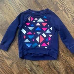3-4T Gymboree Sweatshirt